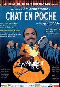 Chat en poche, de Georges Feydeau @ Centre culturel de Dinant